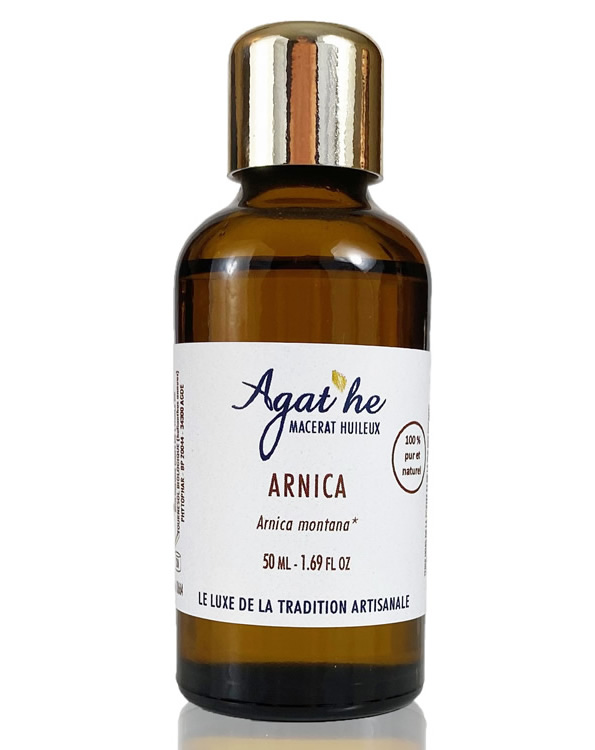 Extrait lipidique d'arnica 100% bio