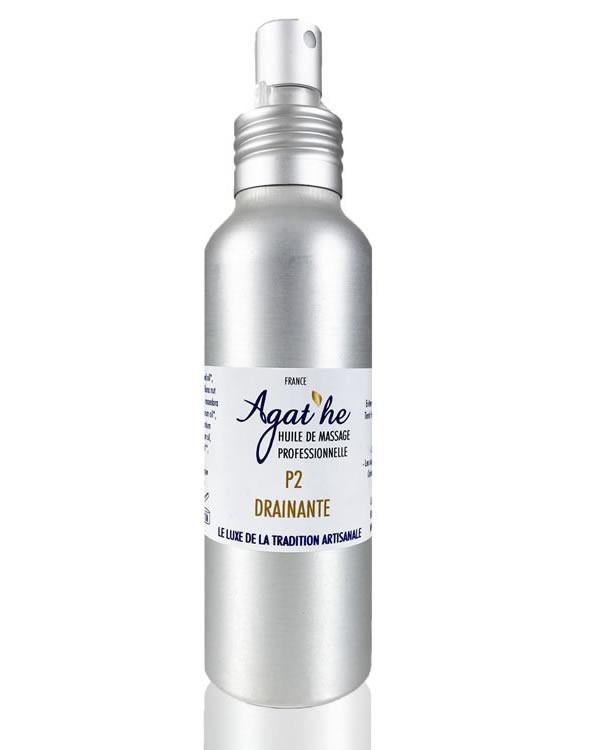 Huile de massage 100% naturel pour éliminer la cellulite