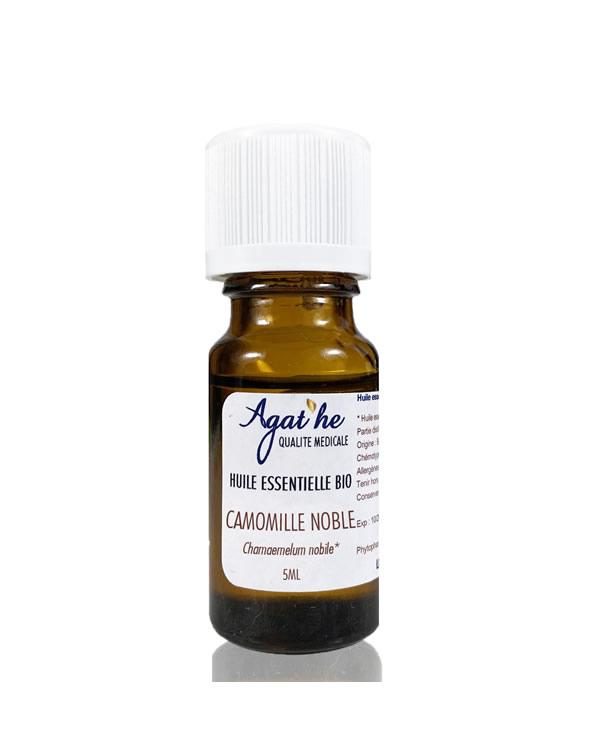 Huile essentielle de camomille noblel bio