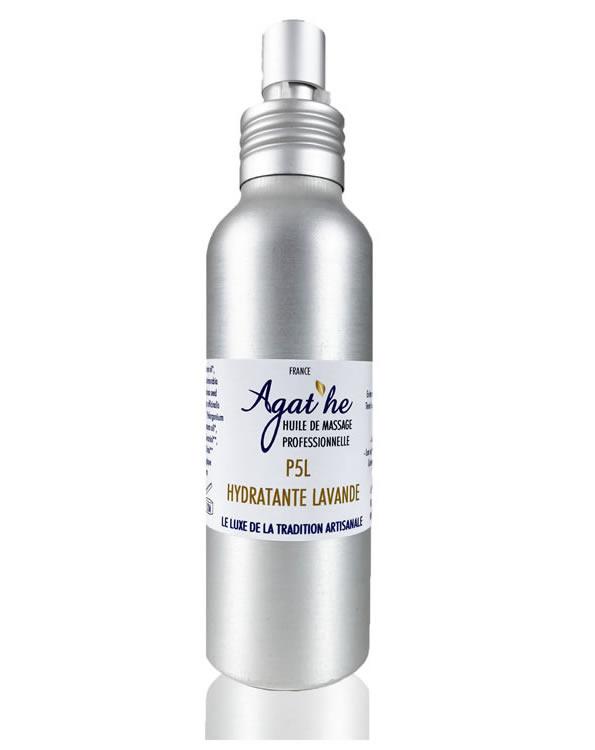 Huile de massage 100% naturel pour des massages hydratants