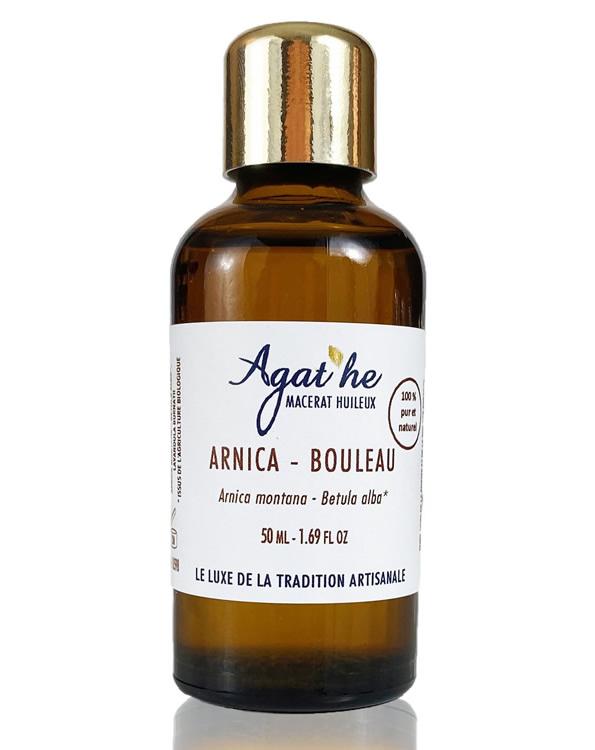 Extrait lipidique d'arnica-bouleau 100% bio